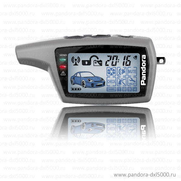 пандора 3010 инструкция img-1